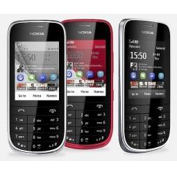 фото Мобильный телефон Nokia 203 Asha