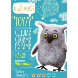 фото Набор для изготовления мягкой игрушки mySweeBe «Сова»