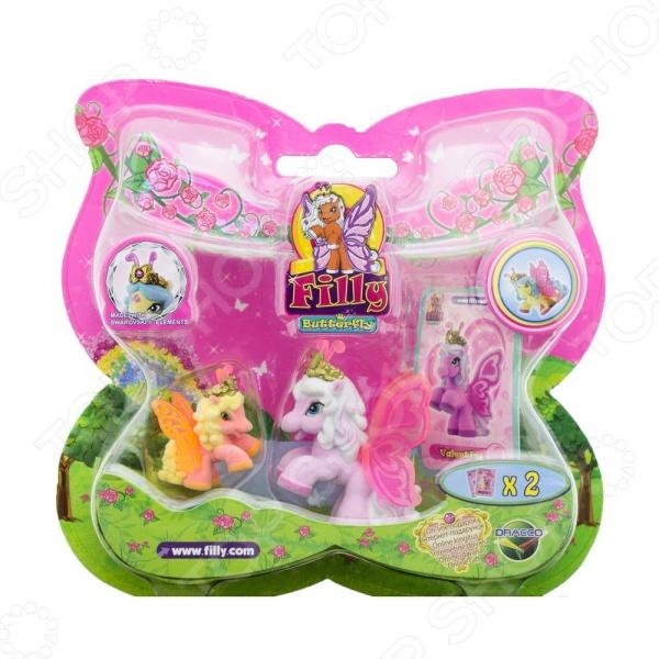 Игровой набор для девочки малый Dracco Filly Butterfly. В ассортименте игровой набор для девочки малый dracco filly butterfly в ассортименте