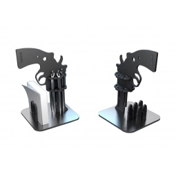 фото Органайзер для канцелярии Charsky Studio Desktop Gun. Premium Edition