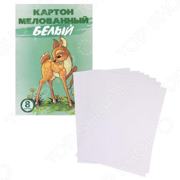 Набор картона белого Бриз 1126-112