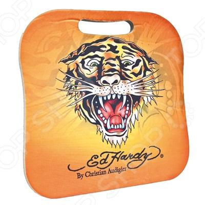 Коврик на сиденье ED Hardy EH-00229 Tiger lole платье lsw2254 luisa dress m dazzling blue heather