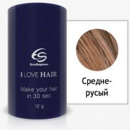 фото Реконструктор волос EcoSapiens I LOVE HAIR. Цвет: средне-русый