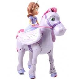 Купить Игрушка на радиоуправлении Jada Toys София Прекрасная и крылатый конь Минимус