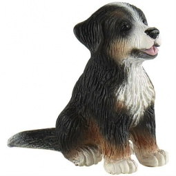 Купить Фигурка-игрушка Bullyland Щенок бернской овчарки
