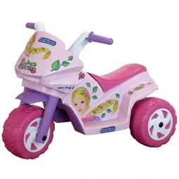Купить Мотоцикл детский электрический Peg-Perego Raider Mini Princess