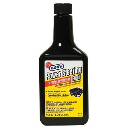 Купить Жидкость гидроусилителя руля GUNK M2714H Honda и Acura