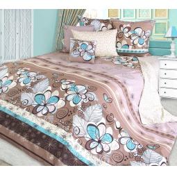 фото Комплект постельного белья Королевское Искушение «Серпантин». Семейный
