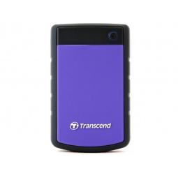 фото Внешний жесткий диск Transcend StoreJet 25H3P 1Tb