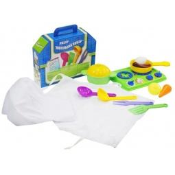 Купить Игровой набор для мальчика Игрушкин «Маленький повар» 22147