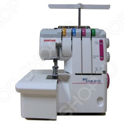 Оверлок Janome M-875D