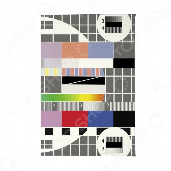 Обложка для паспорта Mitya Veselkov «ТВ-сетка» как трансляции по спутниковому тв канала бокс тв