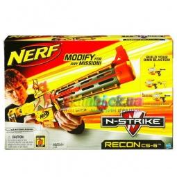 фото Набор для игрушечного оружия Hasbro Создай свой бластер со световыми эффектами, обновленная версия
