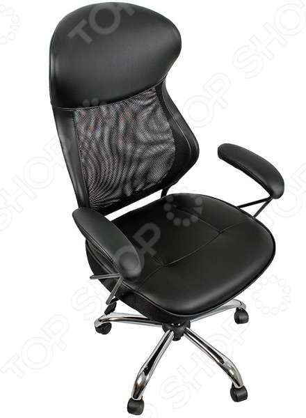 Кресло руководителя College HLC-0370 компьютерное кресло college hlc 0370 brown