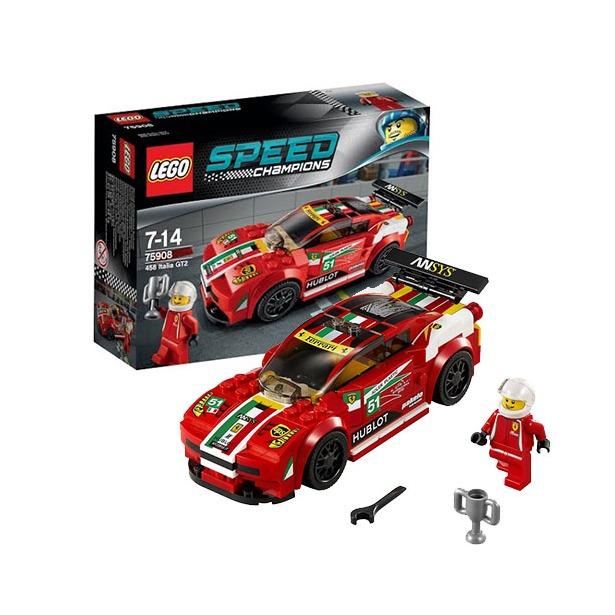 фото Конструктор LEGO 459 Italia GT2