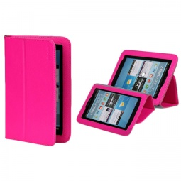фото Чехол для Google Nexus 7 Yoobao Executive Leather Case. Цвет: розовый