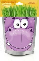 Набор для выращивания Happy Plant «Бегемот»