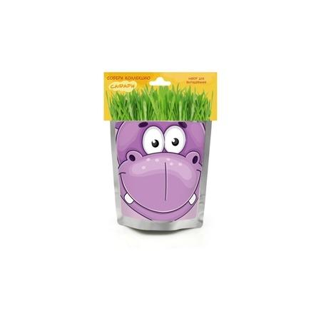 Купить Набор для выращивания Happy Plant «Бегемот»