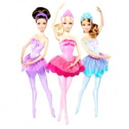 фото Кукла Mattel Балерина 71313. В ассортименте