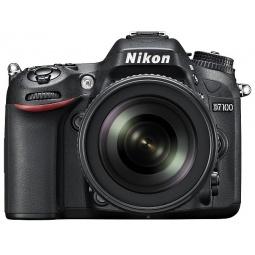 Купить Фотокамера цифровая Nikon D7100 kit 18-105 VR