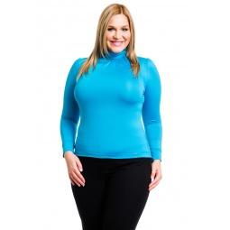 фото Водолазка Mondigo XL 146. Цвет: бирюзовый. Размер одежды: 48
