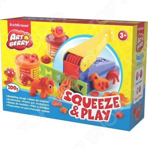 Squeeze & Play ����� ������� ��� ����� Erich Krause Squeeze & Play