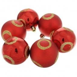 фото Набор новогодних шаров Феникс-Презент 35500