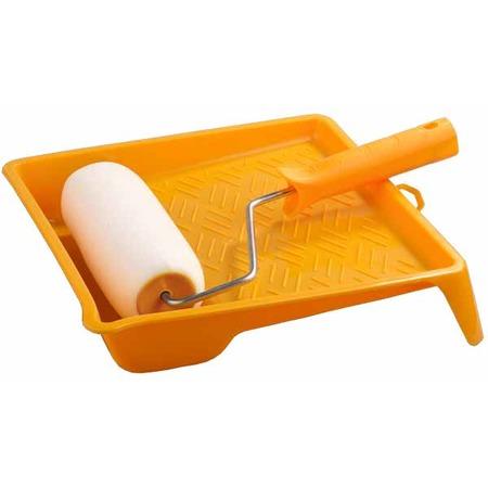 Купить Валик с ванночкой Stayer 2-05438-18