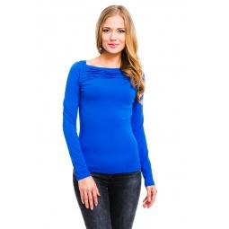 фото Кофта Mondigo 7012. Цвет: синий. Размер одежды: 44