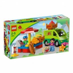 фото Конструктор LEGO Торговый рынок