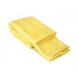фото Полотенце Tete-a-Tete махровое Т-МП-7161. Размер: 70х140 см. Цвет: желтый