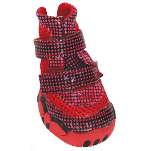 фото Обувь для собак DEZZIE «Роуз». Размер: 3 (5,5х4 см)