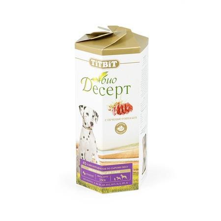 Купить Лакомство для собак TiTBiT 6988 «Печенье с печенью говяжьей»
