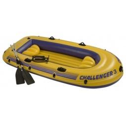 Купить Лодка надувная Intex «Челленджер-3» 68370