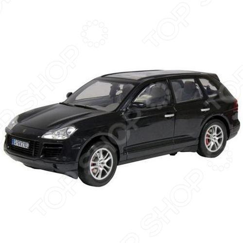 Модель автомобиля 1:18 Motormax Porsche Cayenne Turbo 2008. В ассортименте