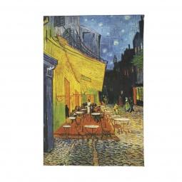 фото Обложка для паспорта Mitya Veselkov «Ван Гог. Терраса кафе ночью»