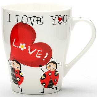 Купить Кружка Loraine LR-24455 I Love You