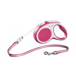 фото Поводок-рулетка Flexi VARIO S. Цвет: розовый