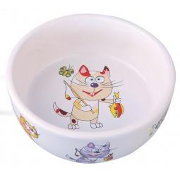 Купить Миска для кошек DEZZIE «Улов»