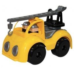 фото Машинка игрушечная ПЛЭЙДОРАДО «Кран строительный Крепыш»