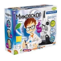 Купить Набор обучающий BONDIBON «Микроскоп» КТ007