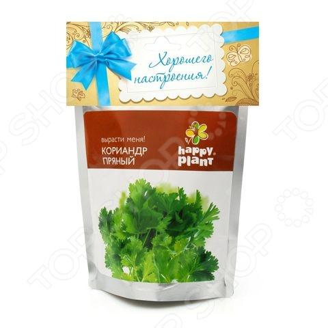 Набор для выращивания Happy Plant «Кориандр»