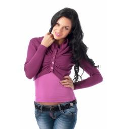 фото Болеро Mondigo 9433. Цвет: лиловый. Размер одежды: 46