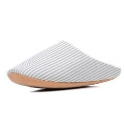 фото Тапочки домашние Burlesco H137. Цвет: серый. Размер одежды: 42-43