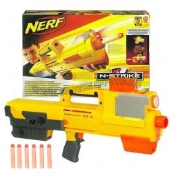 фото Оружие игрушечное Hasbro Бластер Деплой со стрелами и световыми эффектами
