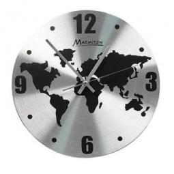 фото Часы настенные Marmiton «Карта мира»