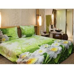фото Комплект постельного белья Amore Mio Daisy. Mako-Satin. 1,5-спальный