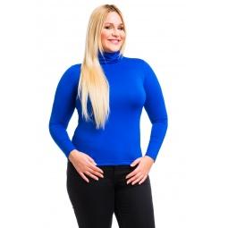 фото Водолазка Mondigo XL 204. Цвет: синий. Размер одежды: 52