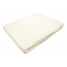 фото Простыня на резинке Tete-a-Tete «Снег». Размер простыни: 200х200 см. Тип упаковки: коробка