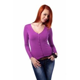 фото Жакет Mondigo 9130. Цвет: лиловый. Размер одежды: 42